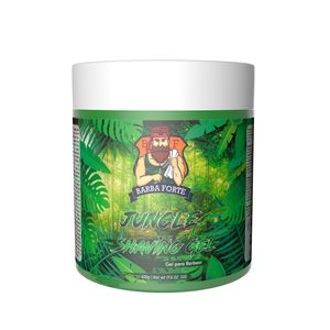 click-mais-beleza-barba-forte-jungle-shaving-gel-500g-frente