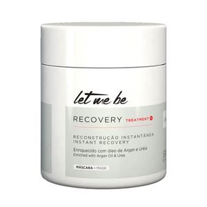 click-mais-beleza-let-me-be-recovery-mask-500g